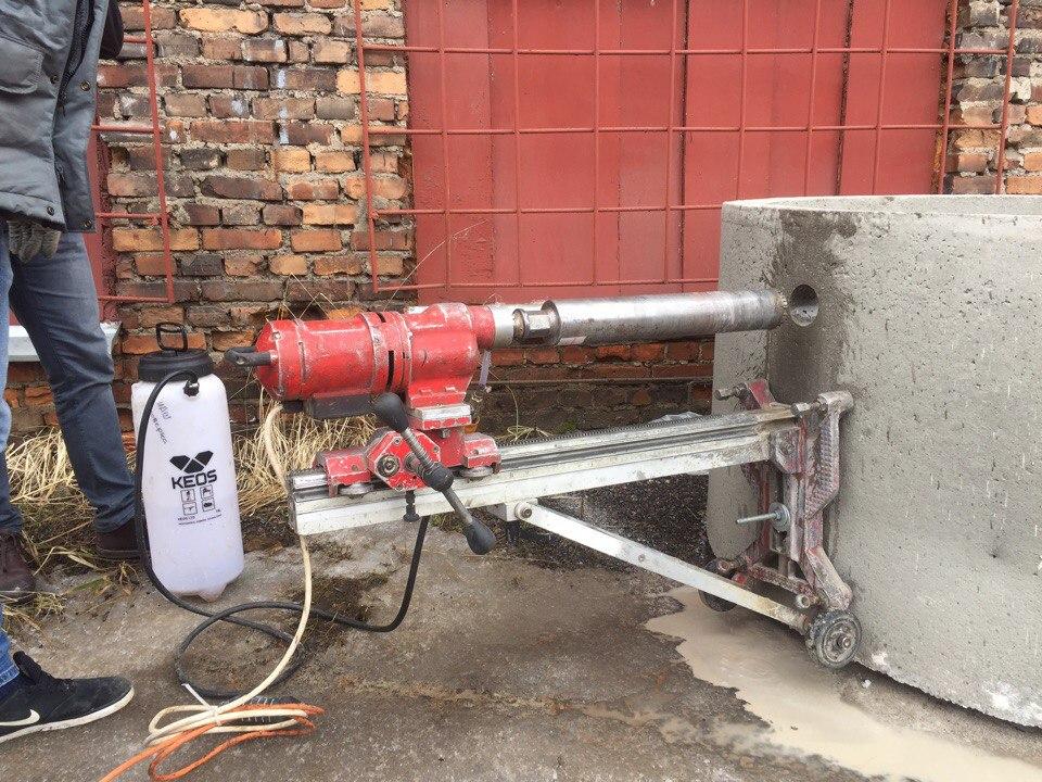 Бурение бетона инструмент черноголовка бетон купить